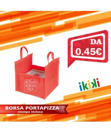BORSA PORTAPIZZA IN TNT