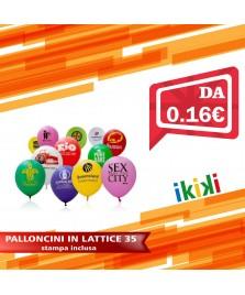 PALLONCINI CLASSICI IN LATTICE 35