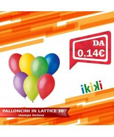 PALLONCINI MEDI 30