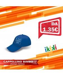 CAPPELLINO BIMBO 5 PANNELLI MODELLO GOLF