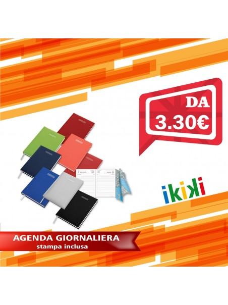 AGENDA GIORNALIERA 15X21CM