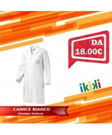 CAMICE BIANCO DA LAVORO