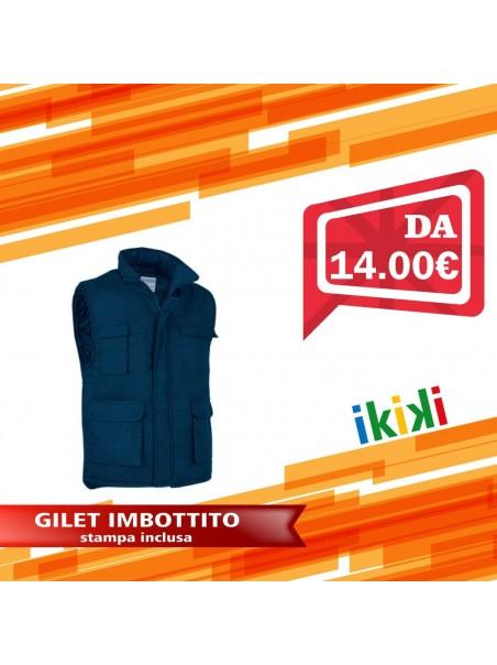 GILET IMBOTTITO