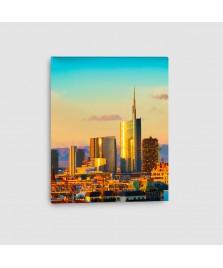 Milano - Quadro su tela - Verticale