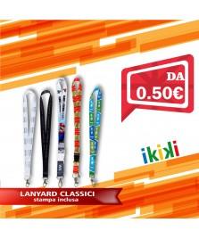 LANYARD CLASSICI